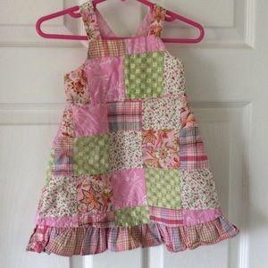 Baby Gap Sleeveless Dress Sz 12-18 Months